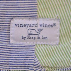 Vineyard Vines Shorts - Vineyard Vines Patchwork Madras Shorts W32